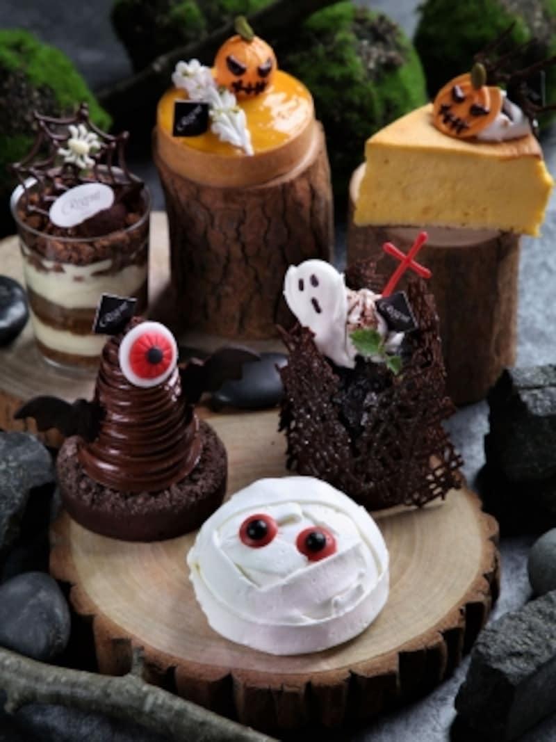 リージェント台北のケーキ