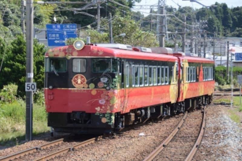 観光列車「花嫁のれん」