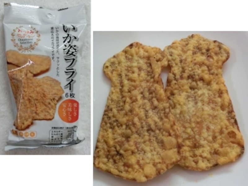 北日本食品販売おつまみセレクションいか姿フライ
