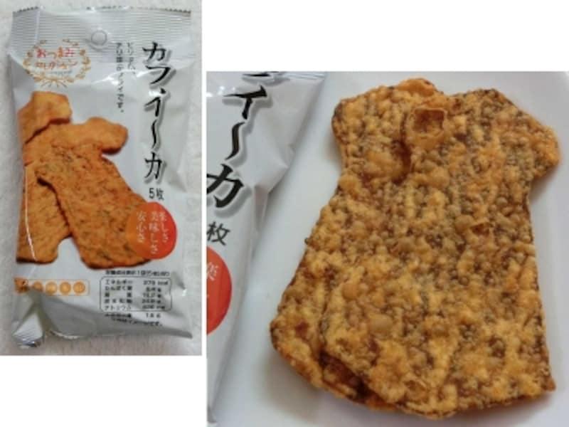 北日本食品販売おつまみセレクションカライーカ