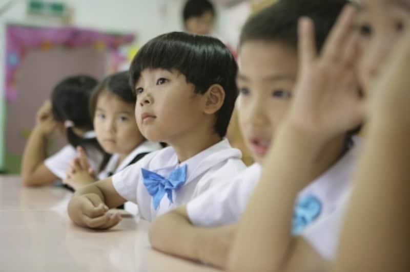 幼稚園児写真