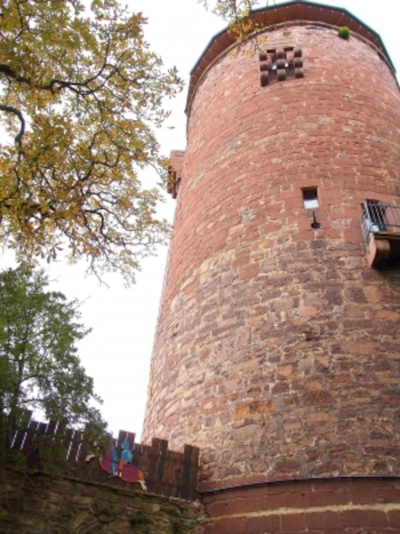 ラプンツェルの塔