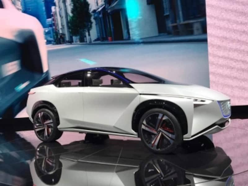 日産の電気スポーツ「IMx」は自動運転技術も搭載