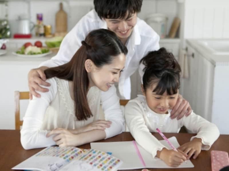 親子で漢字検定に挑戦!