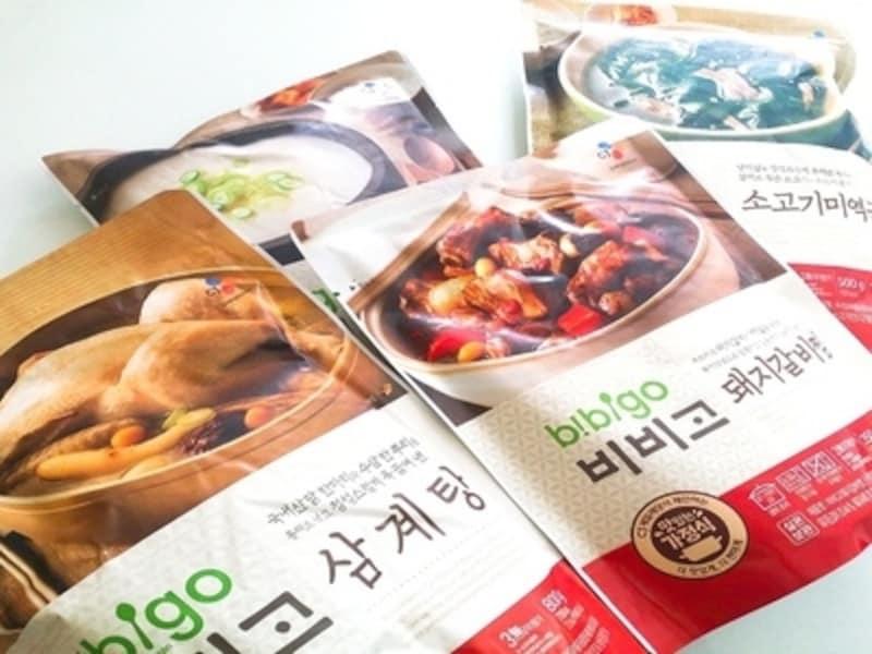 お料理は面倒!でも韓国の味、食べたい!という方にも。そして、大事なあの人に、美味しかったあの味を食べさせてあげたい!という貴方にもオススメです【韓国のおすすめお土産】