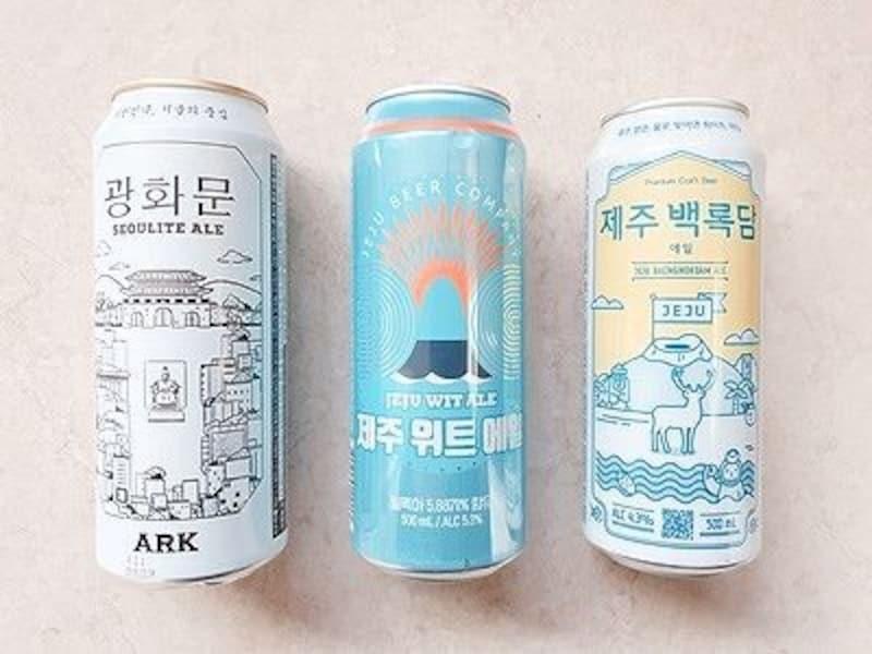 韓国のエールビール