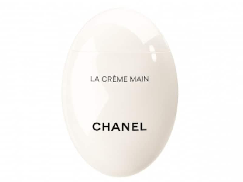 斬新なデザインのハンドクリーム cCHANEL