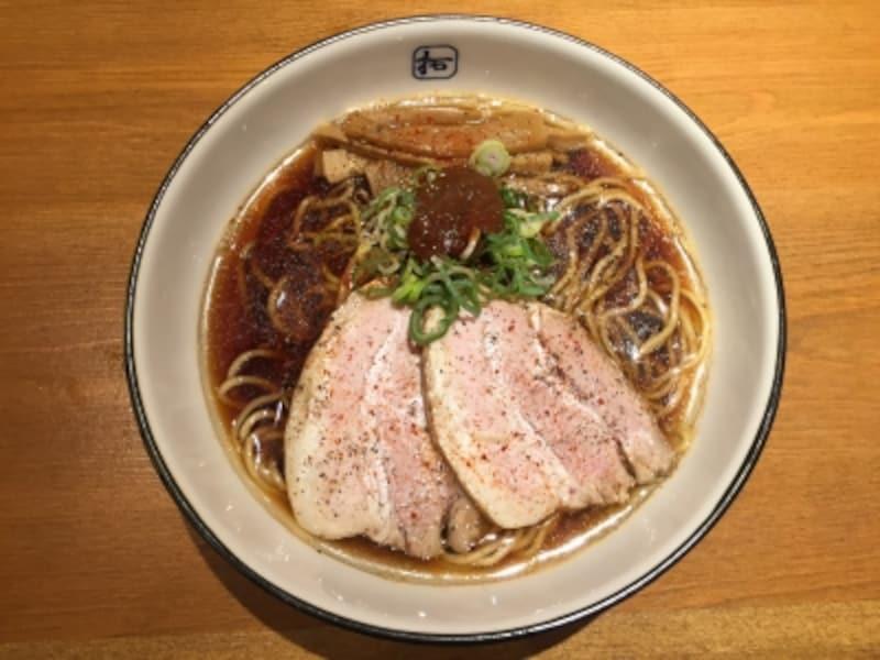 【島根】SHIMANEダブル醤油~自家製発酵ペースト~(麺や拓)/TRS2017第2幕-3