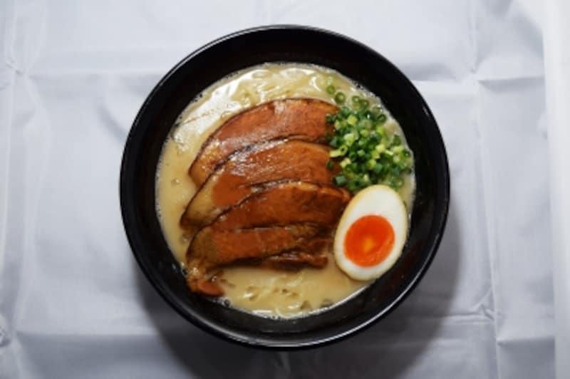 【愛知】純系名古屋コーチン煮干し味~炙り豚照り焼きスペシャル~(麺座かたぶつ)/TRS2017第2幕-8