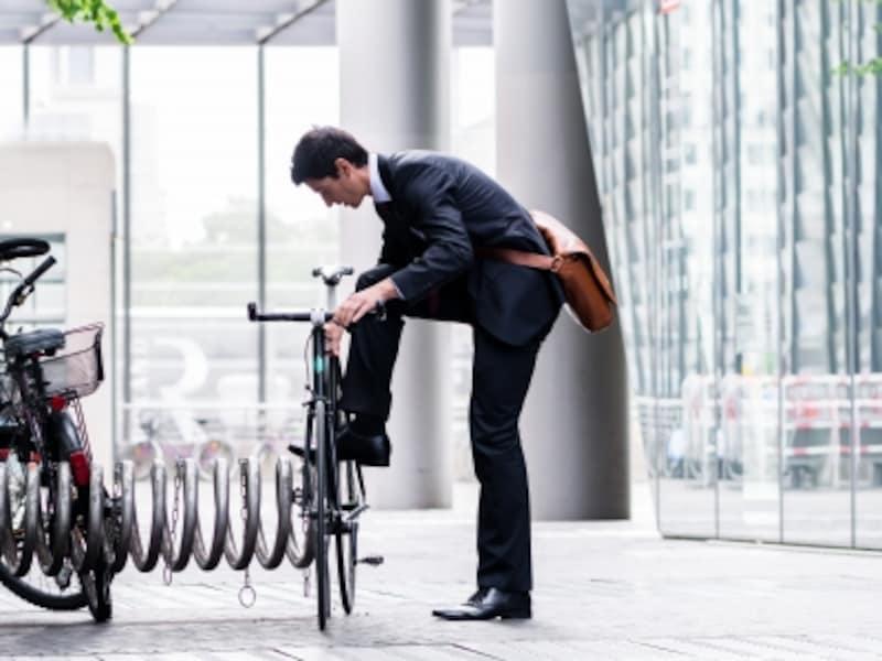 自転車通勤の規定をどうつくるか