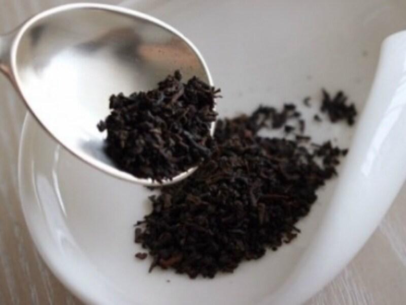 マサラチャイ用におすすめの茶葉のひとつ「アッサム」