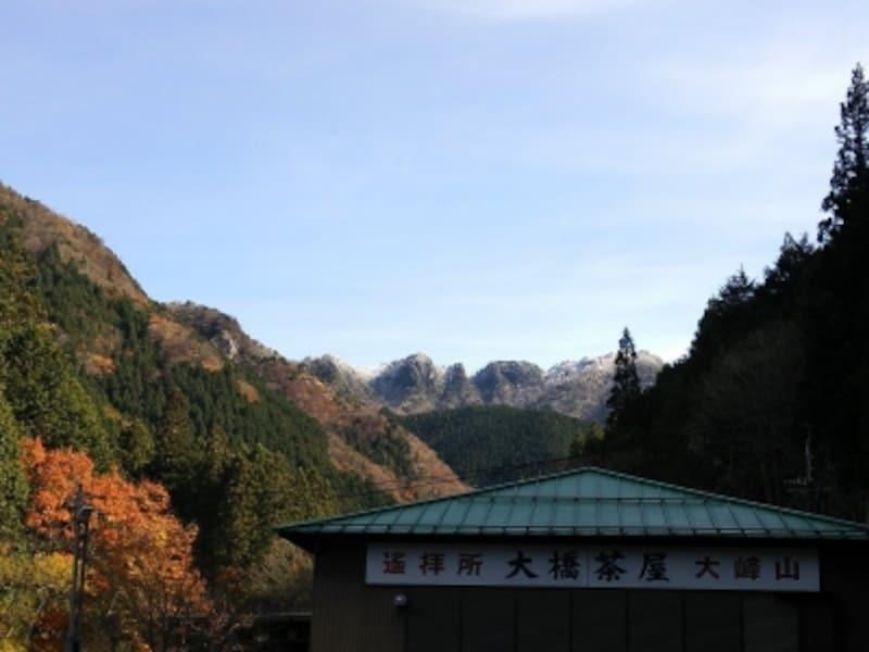 世界遺産・大峯山undefined山上ヶ岳