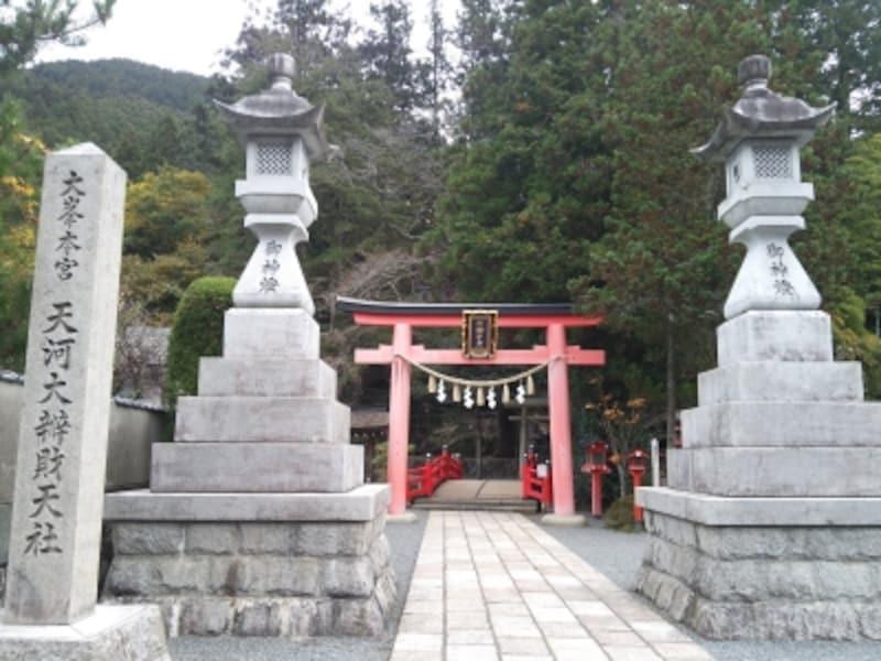 天河大辯財天社(1)