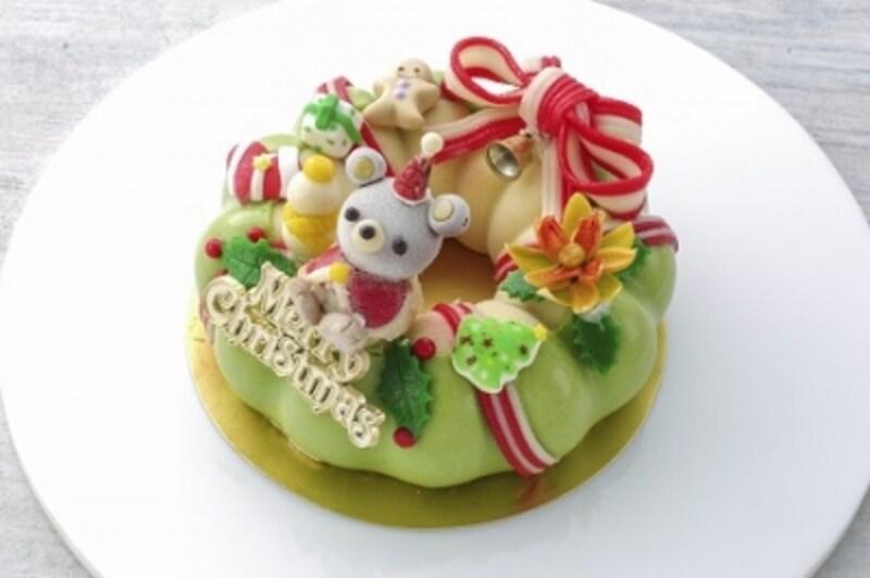 ロイヤルパークホテルundefinedクリスマスケーキundefinedリース
