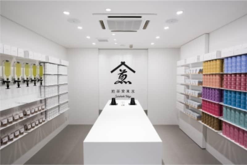 煎茶専門店undefined銀座「煎茶堂東京」