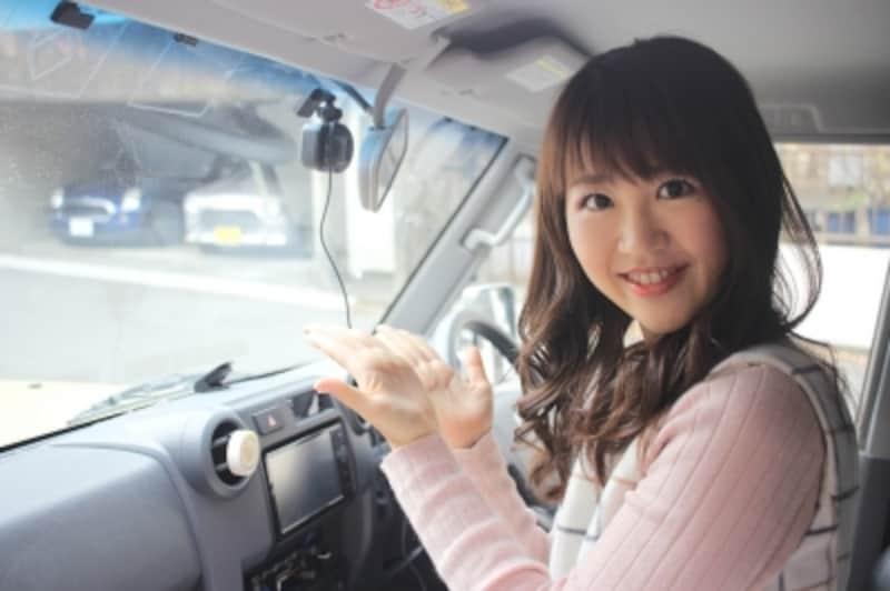 ドライブレコーダーの取り付け方も別記事で解説しています