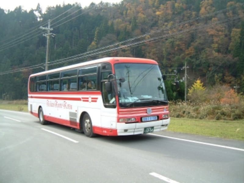 京阪京都交通「園部・美山周遊バス」