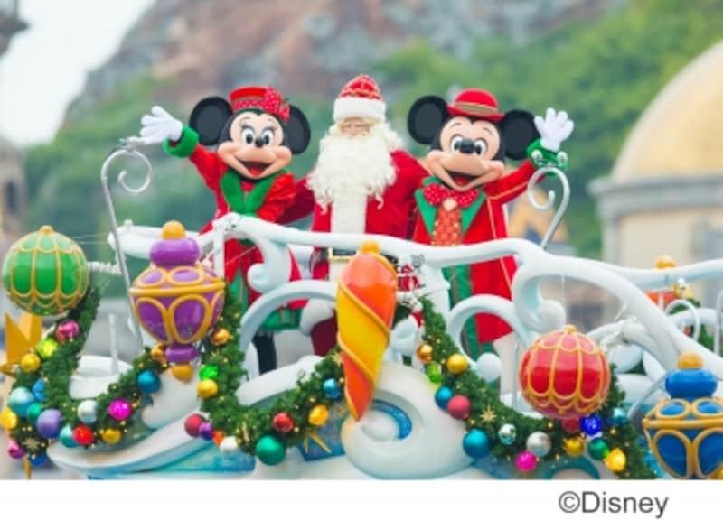 東京ディズニーシー「パーフェクト・クリスマス」