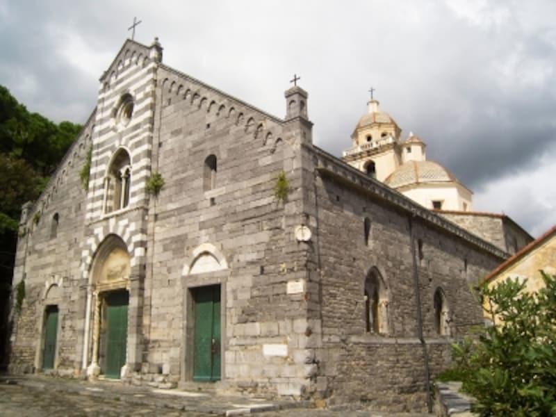 ポルトヴェネーレのサン・ロレンツォ教会