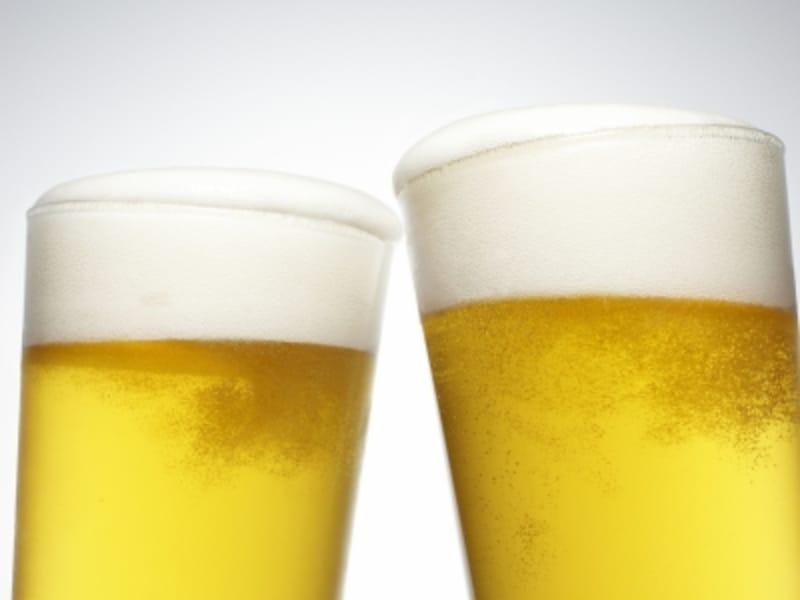 1杯目はビールでOK!
