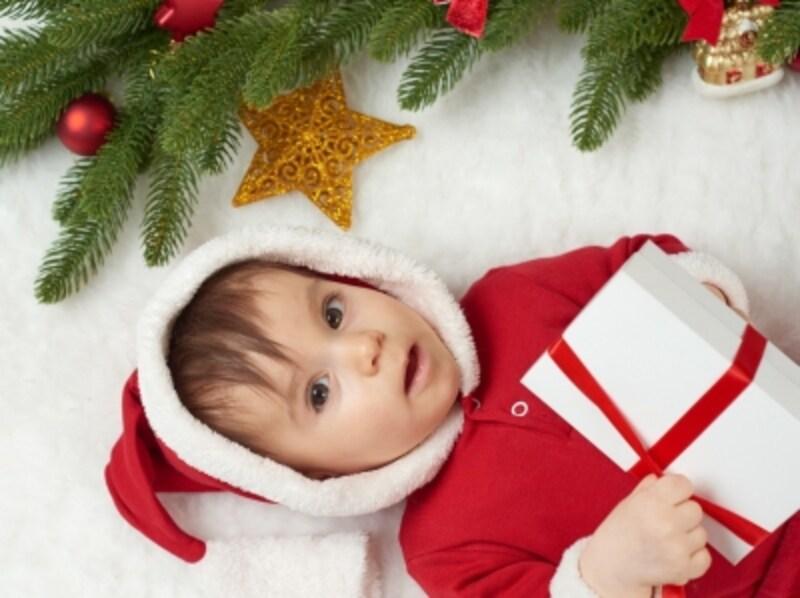 赤ちゃんにおすすめののクリスマスプレゼントとは?