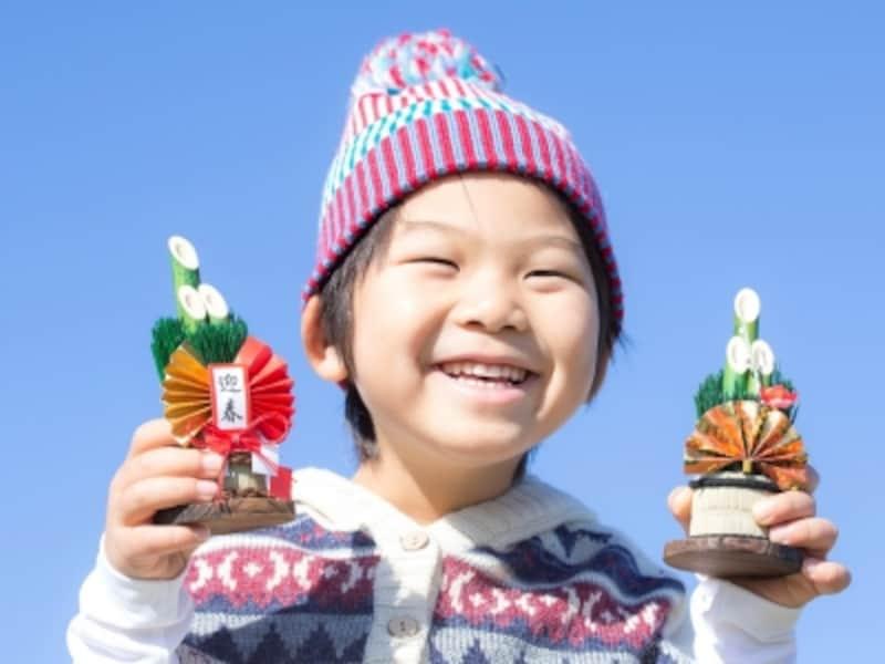 年末年始、親子で正月イベントを楽しもう