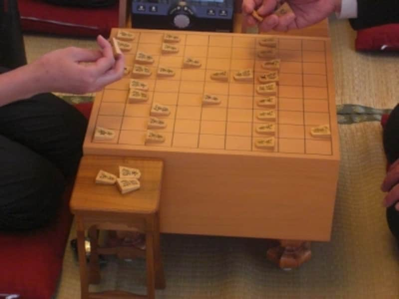 The将棋という雰囲気
