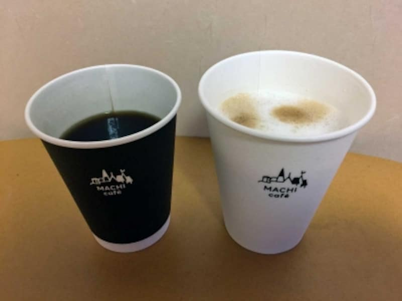 ローソンマチカフェ