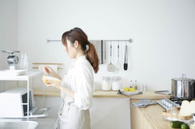 キッチンツールはライフスタイルに合わせて、しっ
