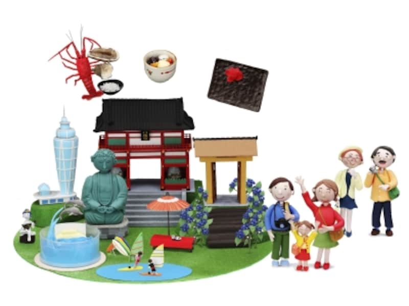 フリーパスを使って、お得に鎌倉・江の島旅行を楽しみましょう