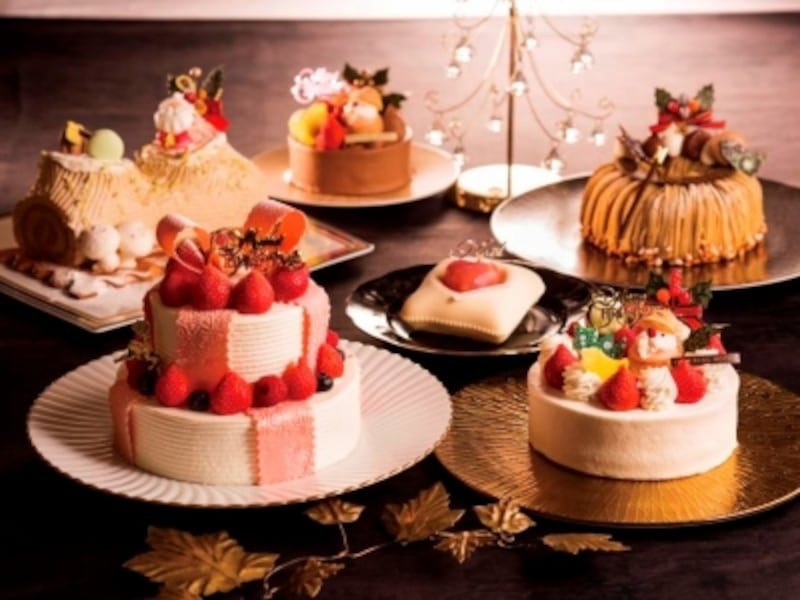 帝国ホテル東京undefinedクリスマスケーキ2017