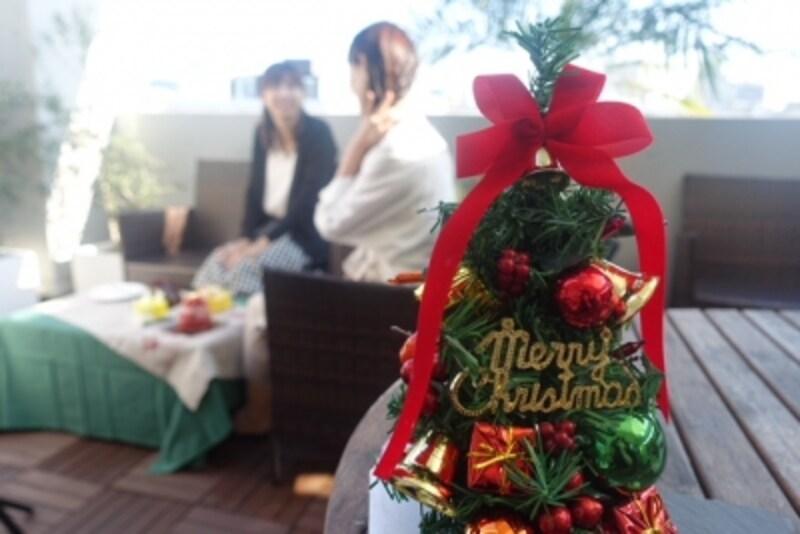 おいしいケーキで楽しいクリスマスをお過ごしくださいね