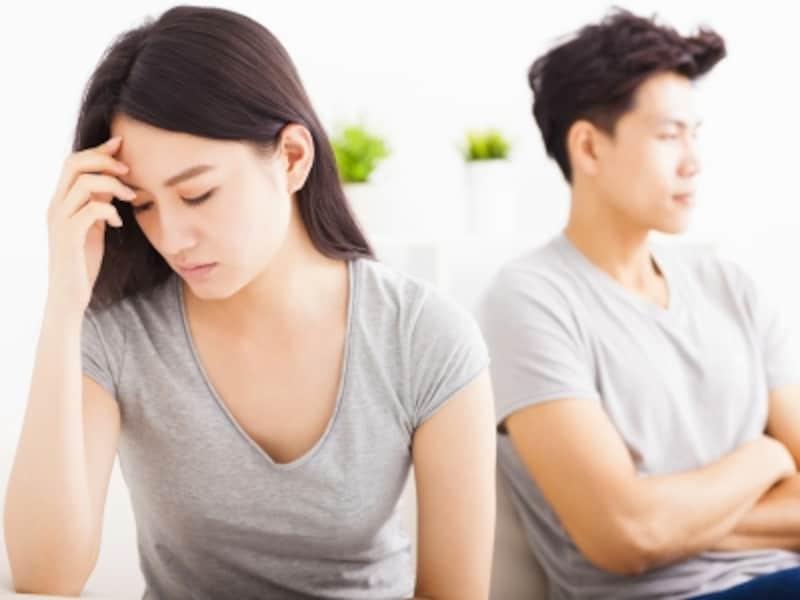 妻の怒りは、浮気相手の女性のほうへ向く