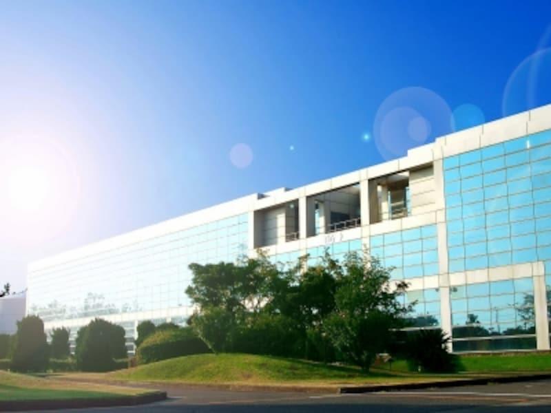 1982年より稼働している兵庫県明石市のP&G明石工場。ここで日本を中心にアジア各国で販売される「パンパース」が作られているそうです