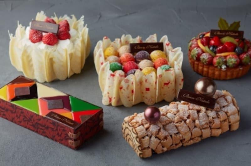 グランドハイアット東京のクリスマスケーキ2017
