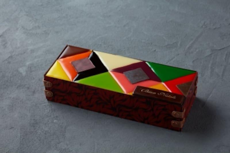 ステンドグラスケーキ5,500円8cm×20cm※限定150台