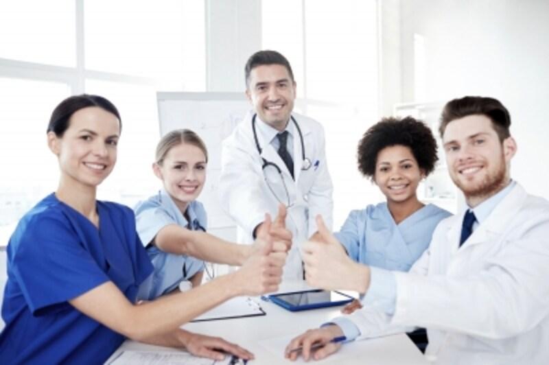 医療現場のグローバル化