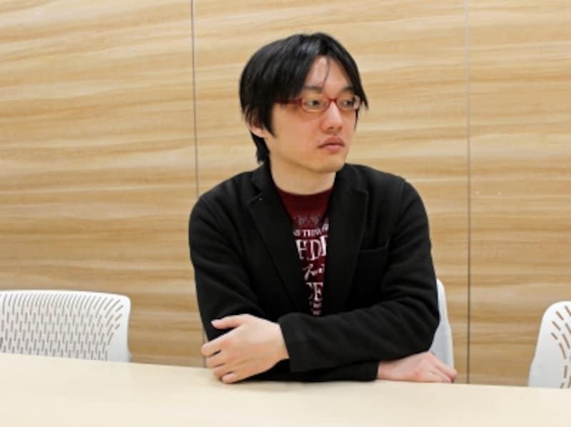 資格ガイドの鈴木秀明氏