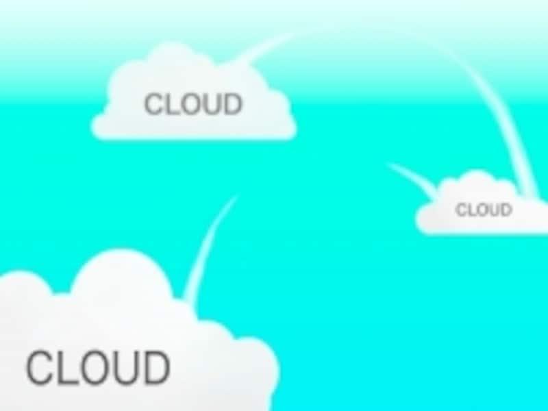 クラウドには雲と群衆の2つの意味がある