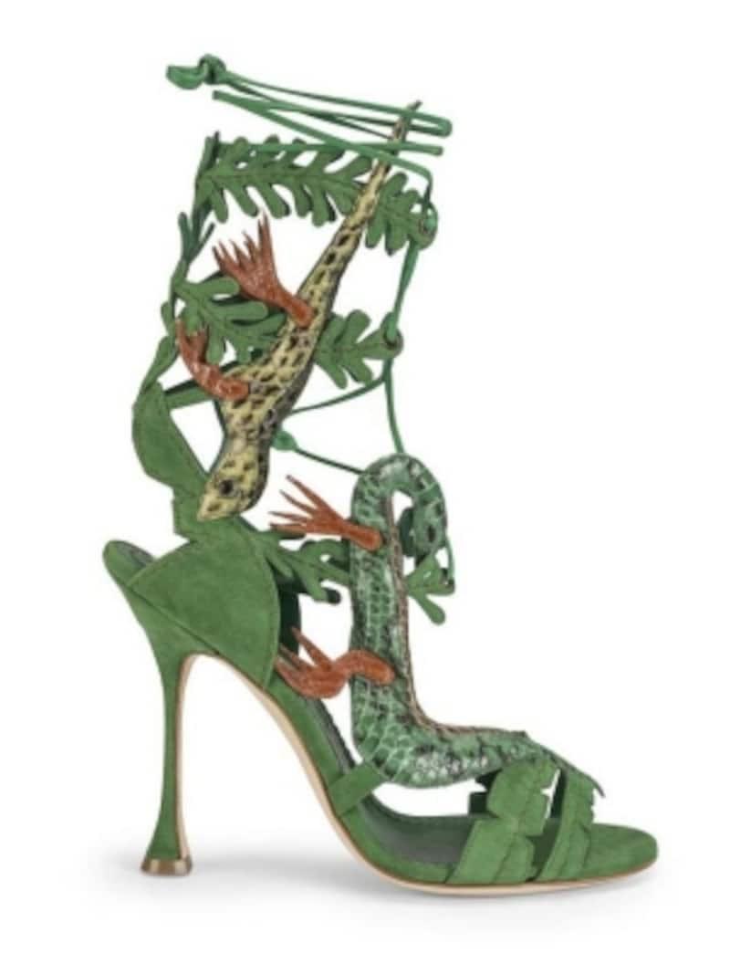 映画のために制作された靴