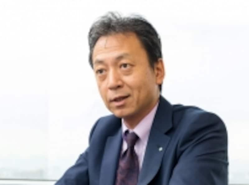 住友林業住宅事業本部建築デザイン室副部長の中垣慶之さん