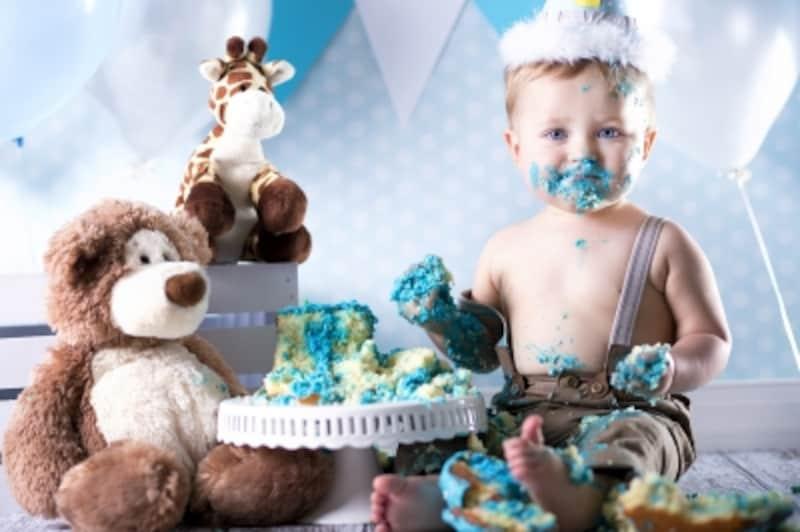 スマッシュケーキを楽しもう!