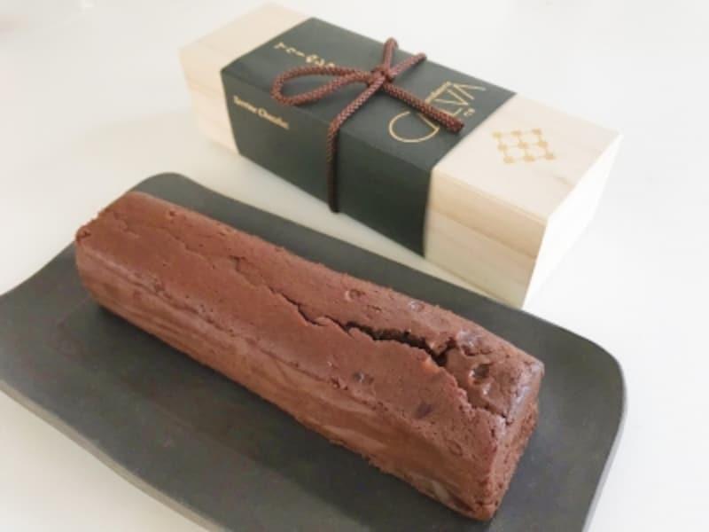 ショコラトリーカルヴァの「テリーヌショコラ」undefined2300円