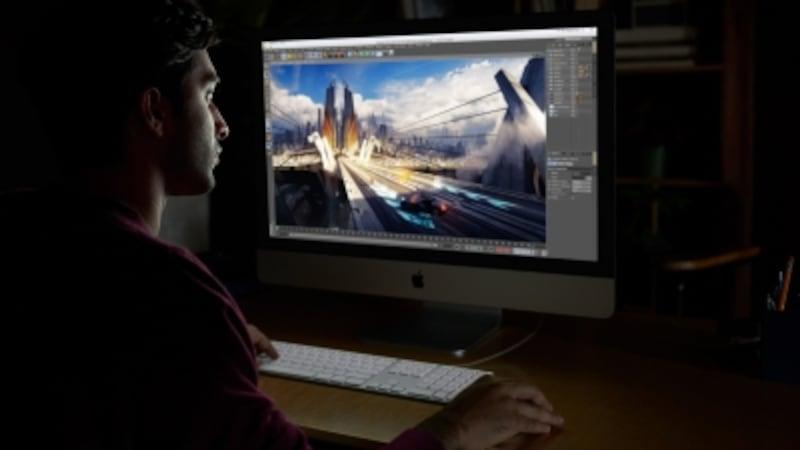 iMacProはクリエイター向けのMacとなる
