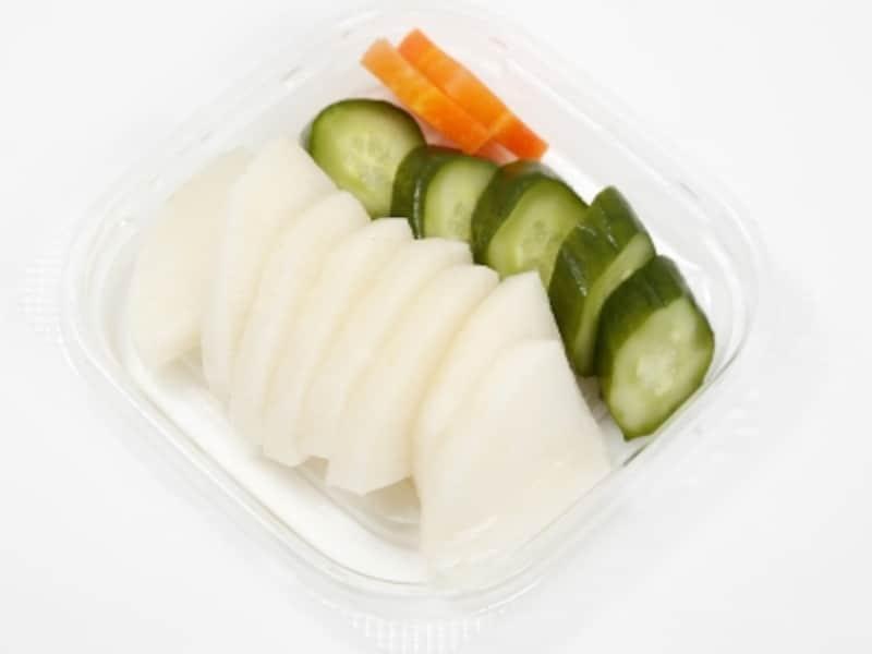 ダイエットの食事コンビニおすすめセブンイレブンで家呑みにおすすめのおつまみ・ぬか漬け