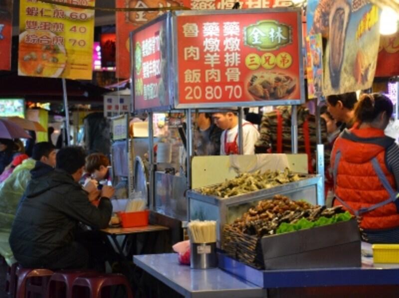 台北,LCC,夜市
