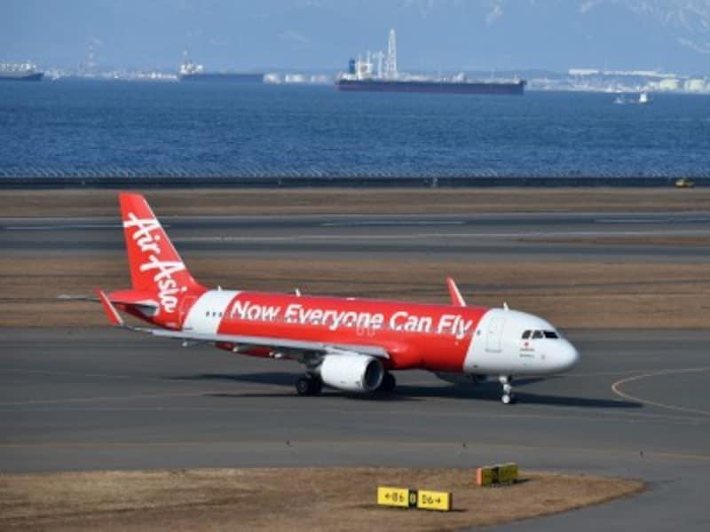 名古屋(中部)を拠点とするLCC「エアアジア・ジャパン」が台北への便を運航