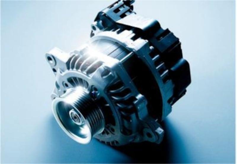 ISG(モーター機能付発電機)画像