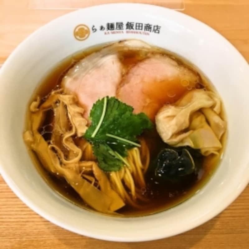 らぁ麺屋飯田商店(神奈川県足柄下郡湯河原町)
