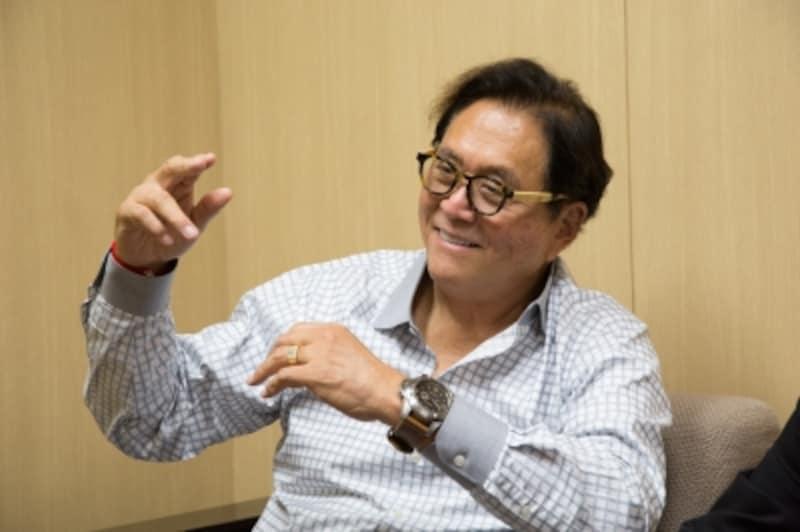 キヨサキ氏のアドバイス